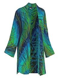Long Sleeve Cardigan | Oversized Cardigan Kimono for Women, One PLUS Size 1x-3x