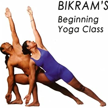 Bikrams Beginning Yoga Class by Bikram Choudhury Audio CD ...