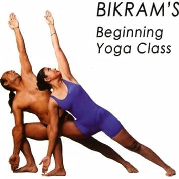 Bikrams Beginning Yoga Class by Bikram Choudhury Audio CD ...