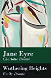 Bargain eBook - Jane Eyre   Wuthering Heights