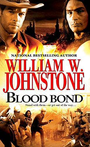 Blood Bond (Blood Bond Book 1)