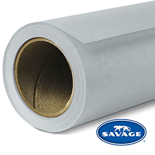 (Savage Seamless Background Paper - #26 Slate Gray (53 in x 36 ft) )
