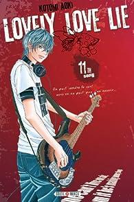 Lovely love lie, tome 11 par Aoki Kotomi