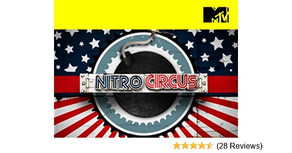 53e6a39023 Amazon.com: Watch Nitro Circus Season 1 | Prime Video