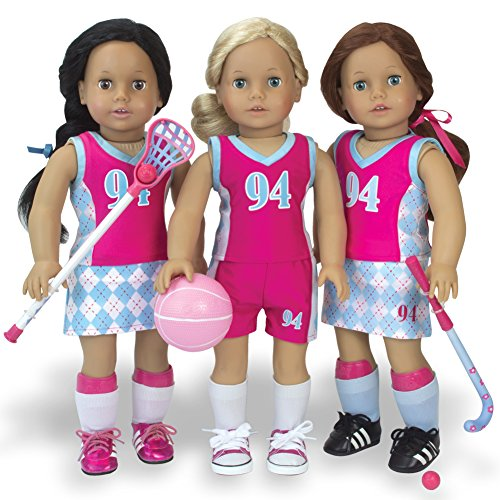 Review 18 Inch Doll Accessory