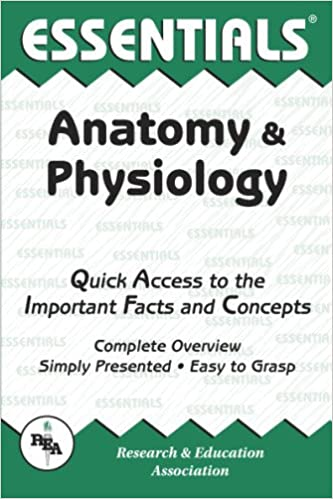 Anatomy and Physiology Essentials (Essentials Study Guides ...