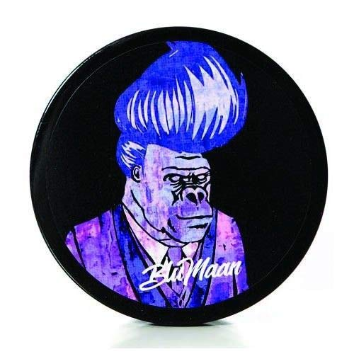 BluMaan Fifth Sample Styling Mask Pomade 109 ml / 3.7 oz - Low Shine Edition
