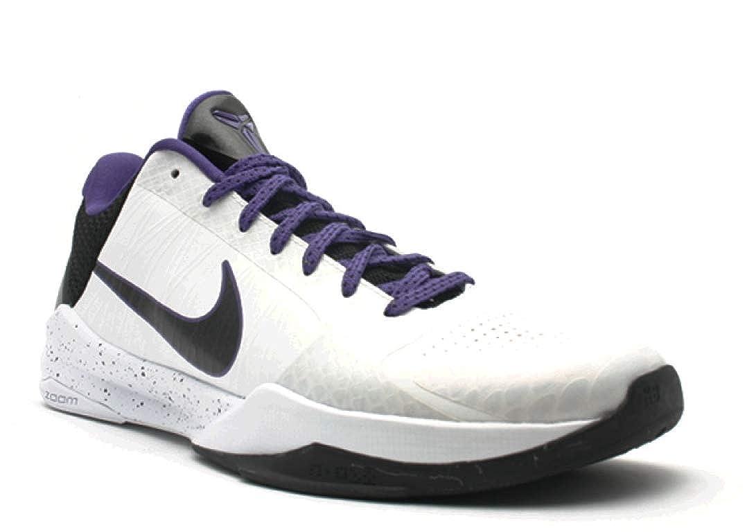 new styles 379cb 63f27 Nike Zoom Kobe 5-386429-101 - Size 9-UK: Amazon.co.uk: Shoes ...