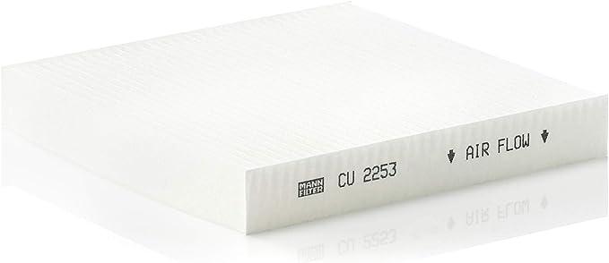 Mann Hummel Cu2253 Cabin Air Filter Auto