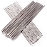 Qingsun BBQ Skewers Set 30 Pcs Stainless Steel Barbecue Grill Skewers Stick Kebab Camping Outdoor Barbecue Tool
