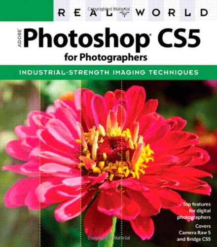 [PDF] Real World Adobe Photoshop CS5 for Photographers Free Download | Publisher : Peachpit Press | Category : Computers & Internet | ISBN 10 : 0321719832 | ISBN 13 : 9780321719836