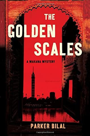 book cover of The Golden Scales