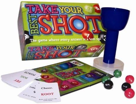 Take Your Best Shot by R & R Games: Amazon.es: Juguetes y juegos