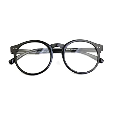 1920s Vintage Oliver rétro lunettes rondes 8241 Brown cadres Classic Eyewear HVhHexaJlr