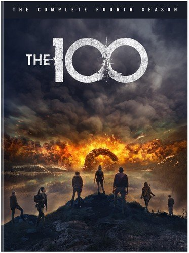 The 100: The Complete Fourth Season (DVD) (Best The 100 Episodes)