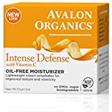 Best Avalon Vitamin C Creams - Avalon Organics Intense Defense with Vitamin C, Oil-Free Review