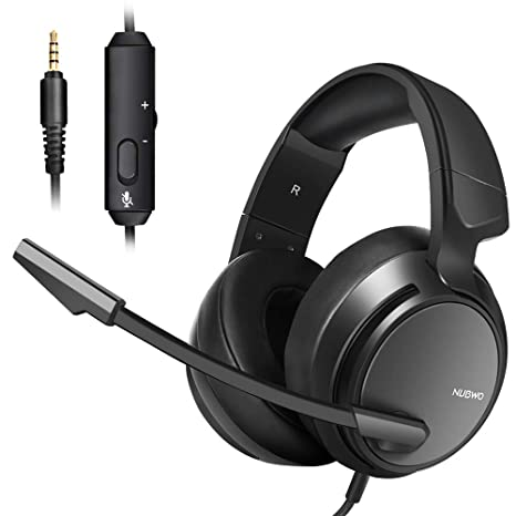 Amazon.com  Micolindun N12 Stereo Gaming Headset for PS4 318e53a5ca