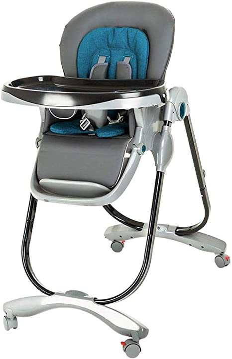 Multifunctional Baby Dining Chair Foldable High Chair