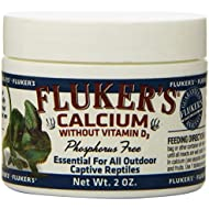 Fluker's Reptile Calcium Supplement Without Vitamin D3