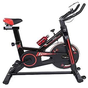 Bicicleta de Ejercicio de Interior Mute Trainer Bicycle Advanced ...
