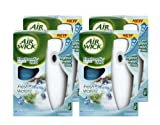 Air Wick Freshmatic Ultra Automatic Air Freshener System Starter Kit, Fresh Waters