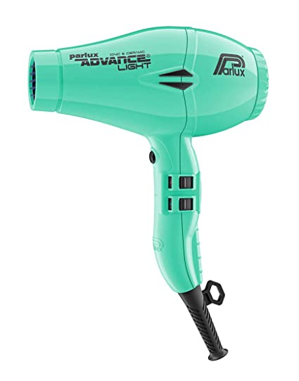 Amazon.com: Parlux Advance Light Ionic and Ceramic Hair Dryer - EMERALD BLUE: Health & Personal Care