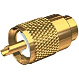 Shakespeare PL-259-CP-G Marine Center Pin Connector