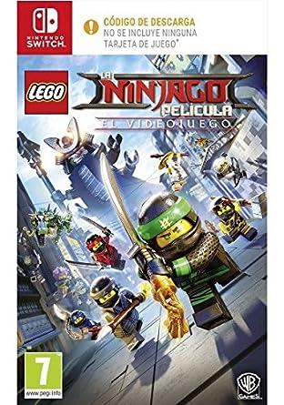 La Lego Ninjago Película: El Videojuego (Código Digital ...