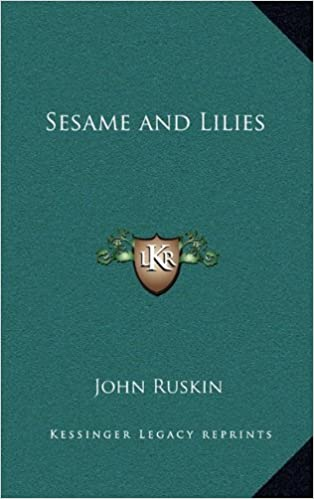 Book Sesame and Lilies
