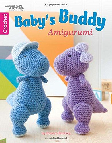 Baby's Buddy Amigurumi | Crochet | Leisure Arts (6853)