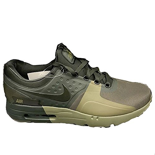 NIKE Herren Air Max Zero Essential Laufschuhe Medium Olive / Sequoia
