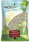 Organic Sprouted Sunflower Seeds, 12 Pounds — Non-GMO, Kosher, No Shell, Unsalted, Raw Kernels, Vegan Superfood, Bulk