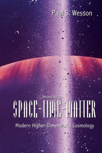 Download Space-Time-Matter: Modern Higher-Dimensional Cosmology (2Nd Edition) ebook