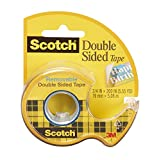 3M Scotch Removable Double, Sided Tape-3/4-Inch by 200-Inch