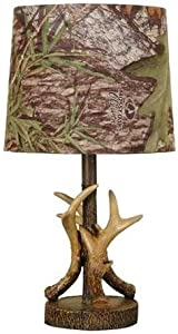 Mossy Oak Antler Accent Lamp