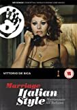 Marriage Italian Style (Matrimonio all'italiana) - (Mr Bongo Films)  [DVD] [1964]