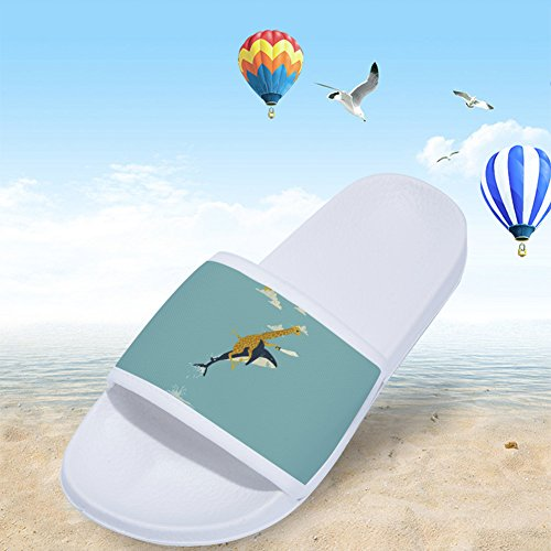 Boys Girls Non Slip Shower Shoes Wash Room Bathroom Bedroom Swimming Indoor & Outdoor Floor Slipper by CoolBao (Image #3)