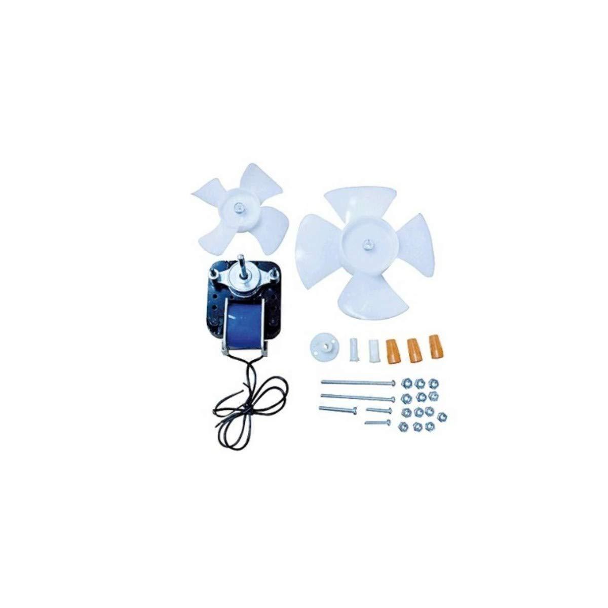 Recamania Motor Ventilador frigorifico Standard NO Frost YZF672 ...