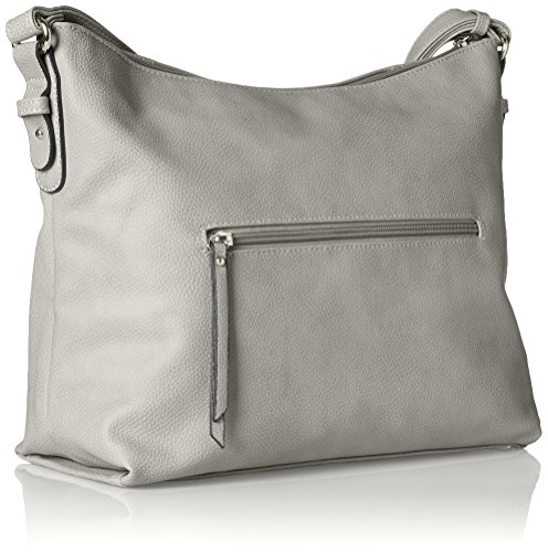 bolsos Tom de Shoppers Mujer Polina Grau y Acc Gris hombro Tailor qfwXfx6R