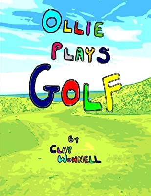 Ollie Plays Golf