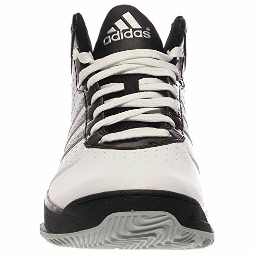 Adidas Menns Outrival Basketball Sko Ftwwht / Silmt / Cblack
