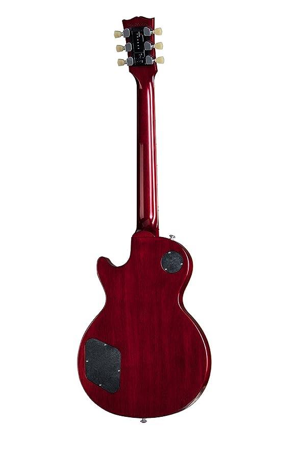 Gibson Les Paul Standard 2015 - Guitarra eléctrica, acabado Heritage Cherry Sunburst: Amazon.es: Instrumentos musicales