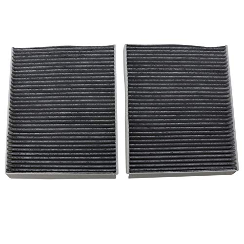 Beck Arnley 042-2195 Cabin Air Filter - Pair