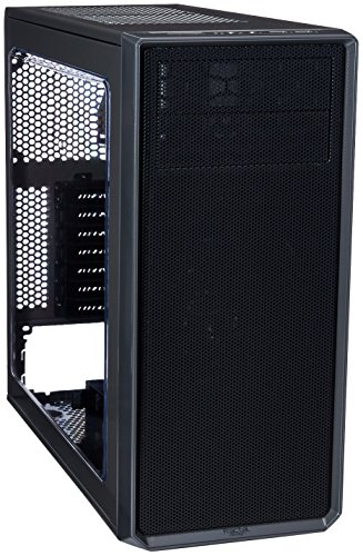 Fractal Design FD-CA-FOCUS-GY-W Focus G ATX Mid Tower Comput