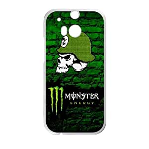 Personalized Creative Monster Energy For HTC One M8 LOSQ392223