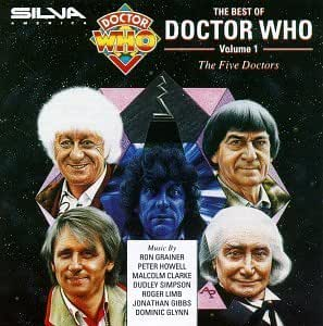 Dr. Who: The Best Of Doctor Who, Volume 1: The Five Doctors ...