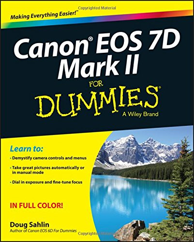 Get great digital shots with your Canon EOS 7D Mark II This full-color guide to the features and functions of the Canon EOS 7D Mark II makes it easy for first-time users to get the most out of the camera and capture cool, professional-level photos. P...