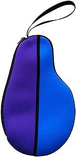 Générique Housse De Formation De Tennis De Table en Néoprène De Première Qualité Ping Pong Raquette Paddle Chauve-Souris Pouch Holder Bag