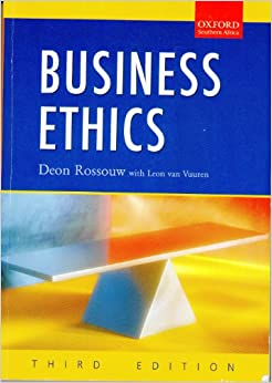 institutionalizing ethics Moral issues in business, 13th edition,  institutionalizing ethics within corporations study corner case 51 yahoo in china case 52 drug dilemmas.