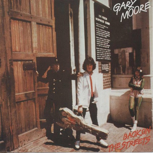 Back On The Streets (Gary Moore Still Got The Blues)
